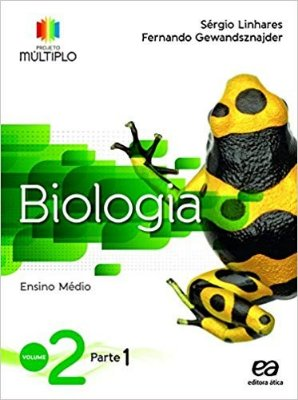PROJETO MULTIPLO BIOLOGIA - VOL. 2
