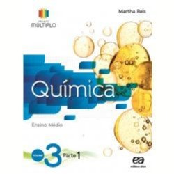PROJETO MULTIPLO QUIMICA - VOL. 3 - ENSINO MEDIO - 3 SERIE
