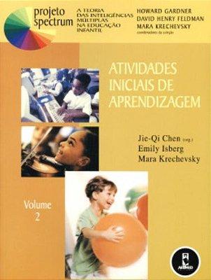 PROJETO SPECTRUM  - ATIVIDADES INICIAIS DE APRENDIZAGEM -  VOL. 2