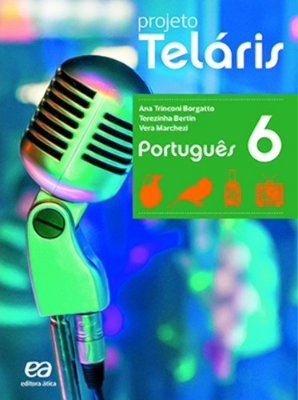 PROJETO TELARIS PORTUGUES 6 ANO