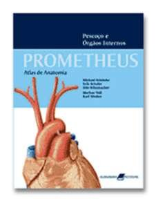 PROMETHEUS / ATLAS DE ANATOMIA - PESCOCO E ORGAOS INTERNOS - VOL. 2
