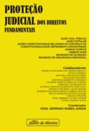 PROTECAO JUDICIAL DOS DIREITOS FUNDAMENTAIS