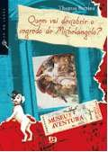 QUEM VAI DESCOBRIR O SEGREDO DE MICHELANGELO  - COL. OLHO NO LANCE