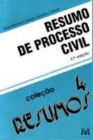 RESUMO DE PROCESSO CIVIL - COL. RESUMOS - VOL. 4