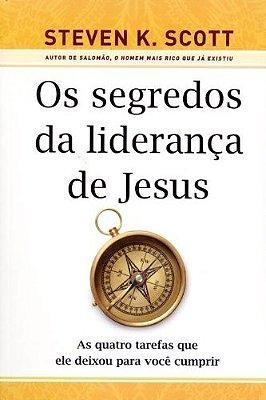 SEGREDOS DA LIDERANCA DE JESUS
