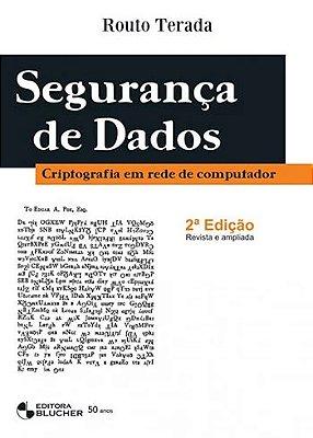 SEGURANCA DE DADOS - CRIPTOGRAFIA EM REDE DE COMPUTADOR