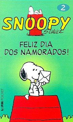 SNOOPY 2 - FELIZ DIA DOS NAMORADOS!