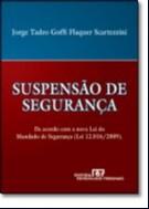 SUSPENSAO DE SEGURANCA
