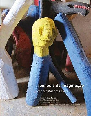TEIMOSIA DA IMAGINACAO - DEZ ARTISTAS BRASILEIROS