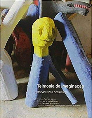 TEIMOSIA DA IMAGINACAO - DEZ ARTISTAS BRASILEIROS - EDICAO PATROCINADA