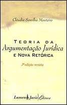 TEORIA DA ARGUMENTACAO JURIDICA E NOVA RETORICA
