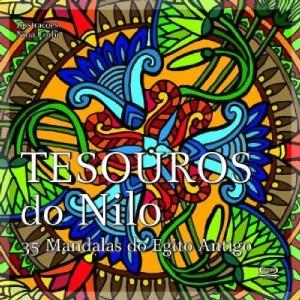TESOUROS DO NILO: MANDALAS DO EGITO ANTIGO