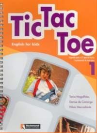 TIC TAC TOE - ENGLISH FOR KIDS 1
