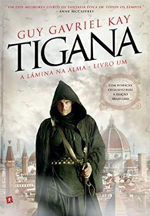 TIGANA - A LAMINA DA ALMA - LIVRO 1 - COL. BANG