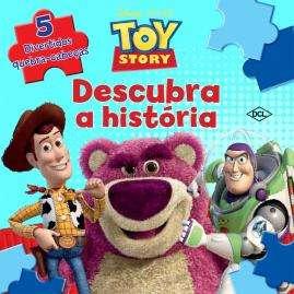TOY STORY 3 - COL. DESCUBRA A HISTORIA - QUEBRA-CABECAS DISNEY