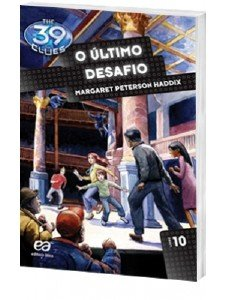 ULTIMO DESAFIO, O - COL. THE 39 CLUES