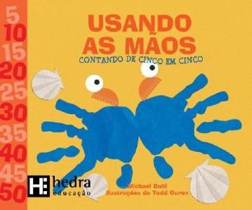 USANDO AS MAOS - CONTANDO DE CINCO EM CINCO