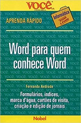 WORD PARA QUEM CONHECE WORD (VOCE S
