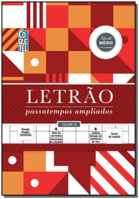 Coquetel - Letrão Espiral - Nível Médio - Vol. 10