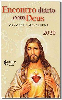 Encontro Diário Com Deus - 2020 - Orações e Mensagens