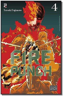 Fire Punch - Vol. 04