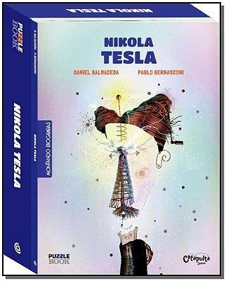 Montando Biografias - Nikola Tesla