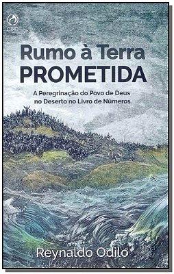 RUMO A TERRA PROMETIDA - LIVRO DE APOIO JOVENS DO 1 TR. DE 2019 - RUMO A T