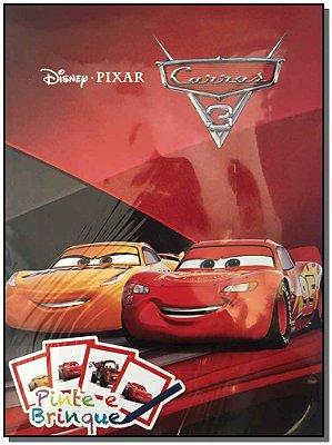 Disney - Pinte e Brinque - Carros 3