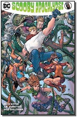 Scooby Apocalipse - Vol. 03