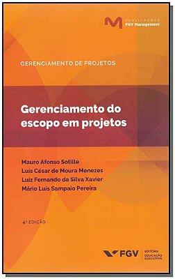 Gerenciamento do Escopo em Projetos - 04Ed/19