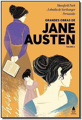 Box Grandes Obras de Jane Austen - Vol. 2