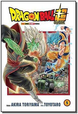 Dragon Ball Super - Vol. 05