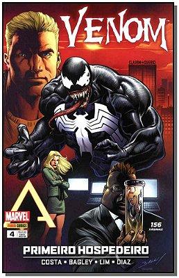 Venom: Primeiro Hospedeiro - Vol. 4