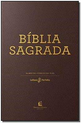 Bíblia Leitura Perfeita - ACF - Capa Marrom