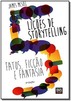 5 Lições de Storytelling - 05Ed/15