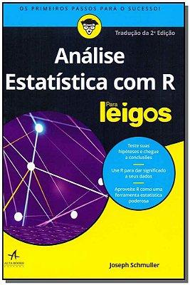 Análise Estatística Com R Para Leigos - 02Ed/19
