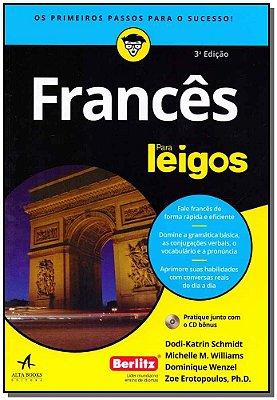 Francês Para Leigos - 03Ed/18