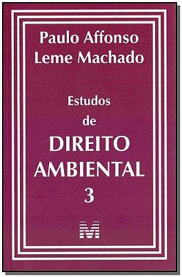 ESTUDOS DE DIREITO AMBIENTAL 3