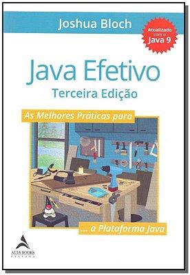 Java Efetivo - 03Ed/19