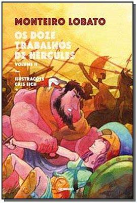 Os Doze Trabalhos de Hércules - Vol. 2