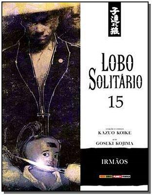 Lobo Solitário - Vol. 15
