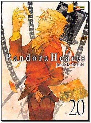 Pandora Hearts - Vol. 20