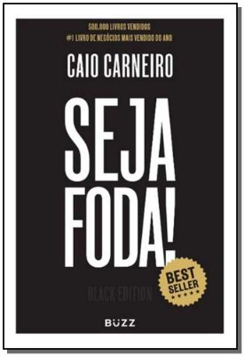 Seja Foda! - Black Edition