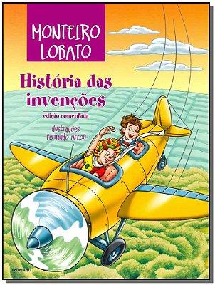 História das Invenções - Edição Comentada