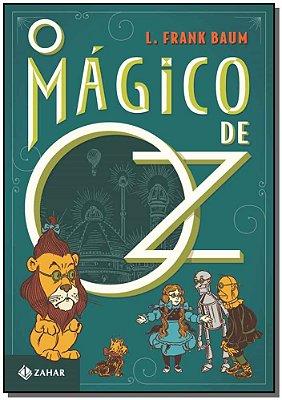Mágico de Oz, o - Edição Bolso de Luxo