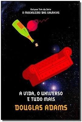 Vida, o Universo e Tudo Mais, a - Capa Nova