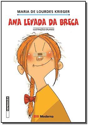 ANA LEVADA DA BRECA - COL. GIRASSOL