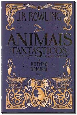 Animais Fantasticos e Onde Habitam - Roteiro Original