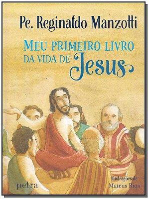 Meu Primeiro Livro da Vida de Jesus