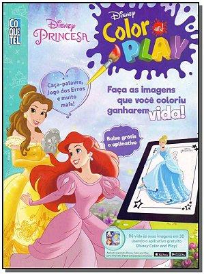 Disney Color And Play - Princesas